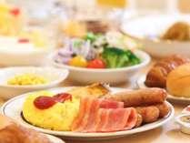 【美味旬旅】朝食付きプラン 道産食材豊富な約30種のバイキング   ★12時チェックアウトプラン★