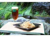 今年は9月26日解禁!14年目を迎えたそば生び~るです。新そばの時期にしか作れない貴重なビールです。