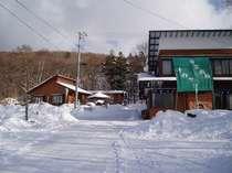白樺湖の小さなお宿と手打ちそば処 朝日ヶ丘