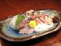 【料理グレードUP】専用露天風呂付き客室★旬の鮮魚満載★海彦会席プラン