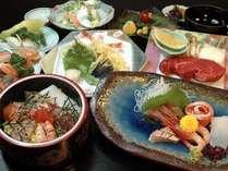 【量より質会席】良いものを丁度よい量で食べたいという方にお勧め!!
