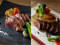 佐賀県産和牛のロースステーキです。佐賀牛A5等級へのグレードアップはおすすめです!