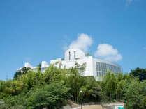 *外観/木更津を見渡す太田山に立地しております