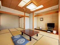 *バス付和室/広さ約11から16畳のワイドなお部屋は地域でも珍しいです