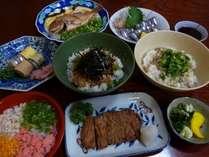 【近くのお店とコラボ!】郷土料理を満喫!もっと宇和島を好きになって下さいプラン