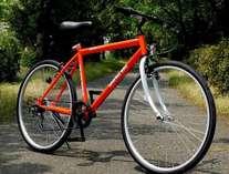 レンタサイクル【クロスバイク】で宇和島観光をお手軽に楽しんでみませんか?【Wi-Fi全室対応】