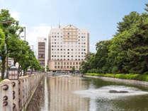 ようこそホテルマイステイズ松山へ!