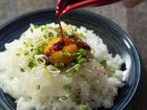 和洋ブッフェに郷土料理の鯛めしが加わりました!
