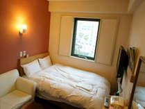 セミダブルルーム♪ いろいろなお部屋タイプがあります♪ *部屋タイプはホテルおまかせです