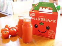 四万十みはら菜園トマトジュース。すっきり美味しく体にとっても良いジュースです。