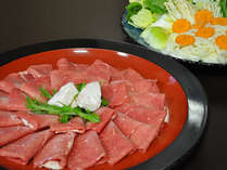 【ご好評につき期間延長!】黒毛和牛すき焼き鍋プラン