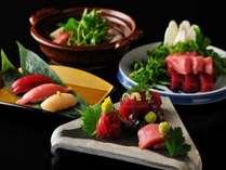 【秋冬の特別会席】旬を迎える大間マグロは「まぐろの王様」と呼ばれる贅沢食材!
