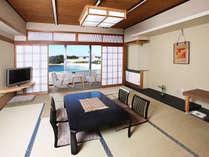 心落ちくつ和室 白良浜の景色を楽しんで♪Wifi完備(一般客室例)