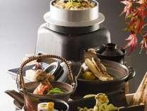 ホテルアソシア高山リゾートが贈る  松茸と飛騨牛 アソシア松茸特別会席