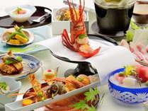 伊豆近海の恵みを匠の技で(ご夕食一例)