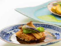 【お料理満足度NO1】下田と言えばコレ!絶品の金目鯛料理3品付「料理長おすすめ!金目鯛 満喫プラン」