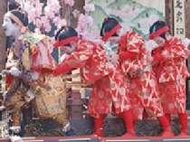 通し券付き◆【曳山祭】4月14日泊→15日開催の長浜曳山まつり  子供歌舞伎の桟敷席付き 2食付プラン