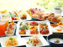 朝食バイキングイメージ(中国料理中心でチョイス))