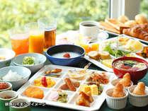 朝食 バイキング イメージ