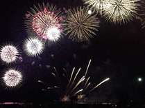 美8月1日限定 どっ~ん★花火観覧、びわ湖&船上で。ディナーはホテルでゆっくりディナーバイキング