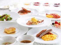 ♪期間限定最上階の朝食♪