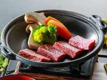 【7月8月限定!】時間指定でちょっぴり近江牛も味わえる夕食和定食プラン~夕・朝食付き~