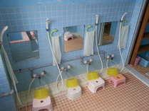 女性用お風呂。《24時間いつでもご利用頂けます》《ボディーソープ・シャンプー・リンス・洗顔石鹸》あり