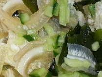 ミミガー(豚の耳)ヨロン島や沖縄では「豚」をよく食べます。ミミガーも豚料理の一種です。