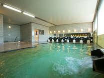 ■八幡ひまわり温泉:朝風呂でリフレッシュ!朝は5時からご利用できます。