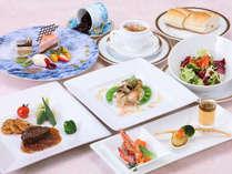 【夜景側パークビュー客室】フランス料理を気軽に愉しむ♪お手軽カジュアルステイ≪夕朝食付≫