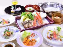 宇宙の部屋◇カニ好き必見!期間限定◆中国料理『カニざんまいコース』≪夕朝食付≫