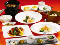 【期間限定】*中国料理の新作*豆腐づくしコース≪夕朝食付≫