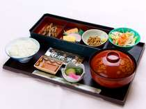 和・洋から選べるご朝食一例 《和食》★朝食時はドリンクバーサービス★