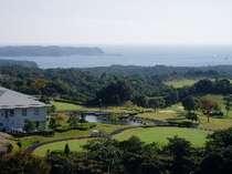 伊勢志摩ロイヤルゴルフクラブ(車15分)ロータリーからの眺めは最高です!