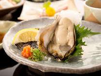 【夏の美味いもの大集合!】丹後岩牡蠣、但馬牛ステーキ、鯛しゃぶ!