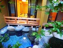 別館「悠佳亭」【庭園露天風呂付き特別室「佳悦の間」】