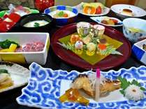 平成30年1月【初春月】…冬の食を愉しむ懐石料理の品々