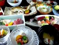 平成30年7月【七夕月】・・・初夏らしい懐石料理の品々