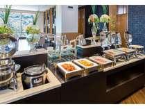 朝食会場 洋食コーナー