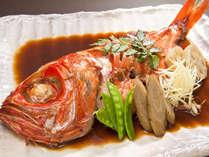 ■ 金目鯛の煮付け