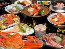 『北陸・福井の名物といえば……やっぱりかに・カニ・蟹!』 ☆★かにカニ蟹づくし会席★☆