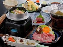 福島牛しゃぶしゃぶ料理付ファミリーバイキングプラン