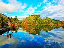 小野川湖紅葉