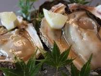 丹後とり貝と岩がき「丹後の初夏の味覚」満喫プラン