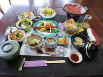 【2食付】四季の味覚を<会席料理>で堪能!
