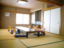 *和室一例/広々和室でごゆっくりお寛ぎ下さい。
