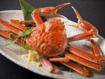 【大姿蟹一杯付き!】600gの大姿蟹おひとり1杯&もう一品メインを『肉・魚・鮑』の中からチョイス♪