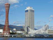 神戸のランドマーク ホテルオークラ神戸