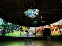 【10月限定!】世界の影絵・切り絵・ガラス・オルゴール美術館入館無料プラン♪
