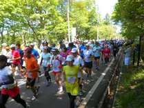 2016ビーナスマラソンin白樺高原プラン参加者様歓迎プラン